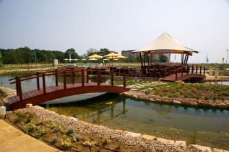 Baignade biologique BioNova de l'hôtel 'Sunrise All Suites Resorts'