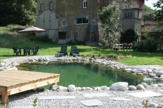 Baignade naturelle du Moulin Piongo