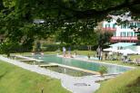 Piscine naturelle BioNova de l'hotel Giessbach - Suisse