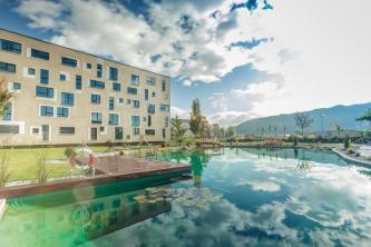 Baignade écologique - Hôtel Blumenhotel